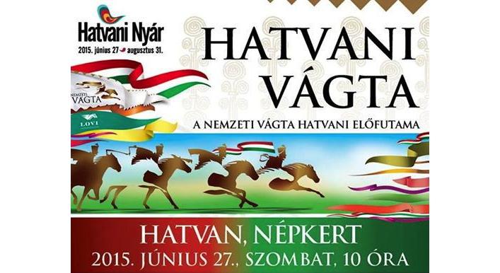 Örömében sírt Polyák Nikolett, aki saját lován nyerte a Hatvani Vágtát