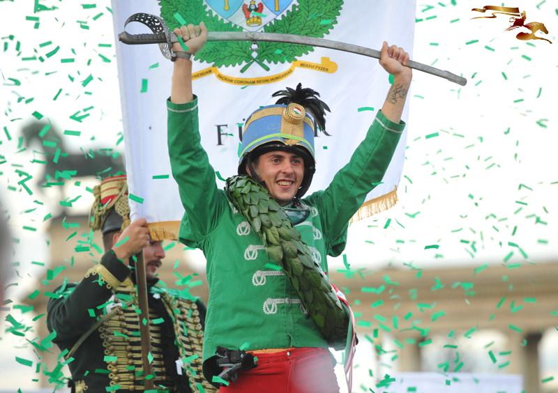 Füzér lovasa nyerte a kilencedik Nemzeti Vágtát