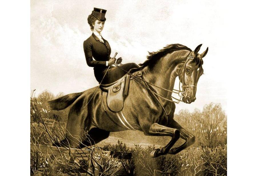 Wittelsbach Erzsébet, avagy Sisi, a lovaglás királynője